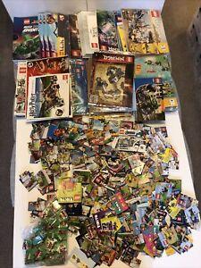 Lego Instruction Manuals Job Lot A Over 17kg