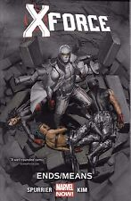 X-Force Vol 3: Ends/Means by Spurrier, Kim & Molina 2015 TPB Marvel Comics