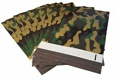 Poly Mailers Plastic Envelopes Camo Design Shipping Mailing Bags Uneekmailers