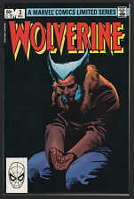 WOLVERINE #3, 1982, NM- CONDITION COPY, MARVEL LIMITED SERIES