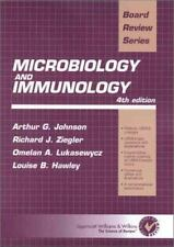 Microbiology & Immunology: Board Review Series-ExLibrary