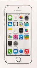 Apple iPhone 5s - 16GB - Gold (Sprint) Smartphone New, Open Box (Clean ESN)