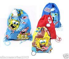 Water Proof Thomas Train SpongeBob Swimming bag 35x42cm FREE postage for 2nd bag