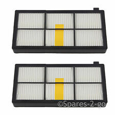 2 x Hepa Filters for iRobot Roomba 800 900 Series Vacuum Cleaner