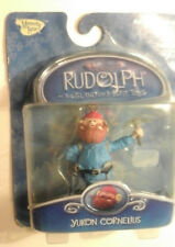 Yukon Cornelius Playing Mantis Rudolph Clip-On figure, sealed in package
