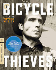The Bicycle Thief (Blu-ray Disc, 2016, Criterion Collection 4K)