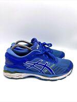 Asics Gel Kayano 24 Womens Running Shoes Sneakers Blue Size 8.5 EU 40