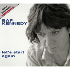 KENNEDY BAP - Let's Start Again - Deluxe Edition Neue CD