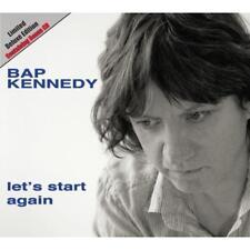 Kennedy Bap - Let's Start Again - Deluxe Edi NEW CD