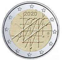 2 Euro Finnland 2020 500 Jahre Universität Turku