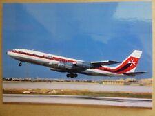 AIR MALTA  B 707-320C    CS-TBU     / COLLECTION VIL N° 1537