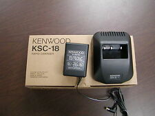 KENWOOD CHARGER KSC-18 NEW