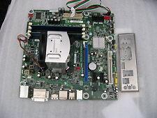 Intel DQ57TM LGA1156 Placa Madre + Core 2Duo G6950@2.80ghz CPU + 2GB DDR3