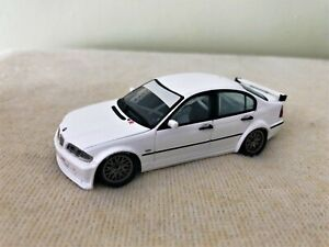 Collectable & Rare Diecast Model Car Spark BMW 3 Series 1:43 White and Black