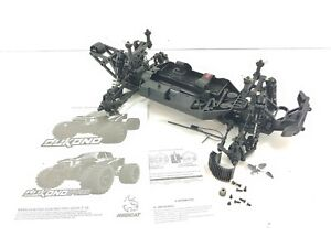 NEW Redcat Dukono 1/10 Scale 4WD Electric RC Monster Truck Roller Slider Chassis