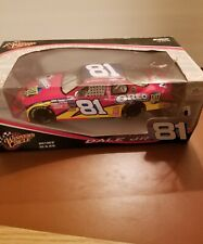Winner's Circle Dale Jr #81 Nascar Diecast Car 1:18 Scale