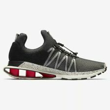 best service ea5ca 01415 Nike Shox Gravity Men's Running Shoes AR1999 006 Black, Black/Red New Size  11