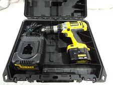 "Dewalt DC980 Heavy Duty XRP 1/2"" 3 Speed Cordless Drill Set w/ Charger"