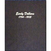 Dansco Coin Album 6170 - US Early Dollar Coins 1794 to 1803