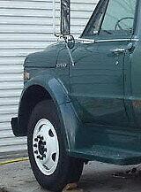 67-72 Chevrolet C50-60 Truck SHOWCARS Left Fender Extension (FM159)