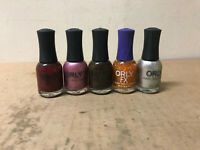 ORLY Regular or FX Glitter Nail Lacquer Polish - CHOOSE YOUR COLOR