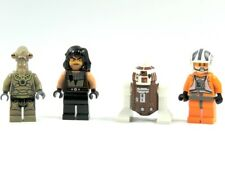 LEGO® STAR WARS™ Figur Quinlan Vos Pilot R7-D4 Droid Genosian Pilot 4 Figuren