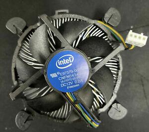 Genuine New Intel CPU Fan Cooler & Heatsink i3/i5/i7 Inc.Paste