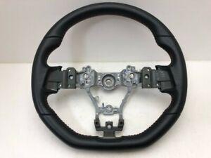 SUBARU Impreza WRX S4 VAG GENUINE Steering wheel / handle Flat bottom NEW