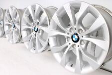 4x Original BMW X1 E84 17 Zoll Alufelgen Styling 318 V-Speiche 6789141