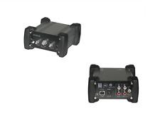 SM PRO XP203 MULTI-PURPOSE STEREO/PHONO RCA AUDIO LINE PREAMP WITH USB