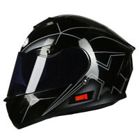 Motorcycle Helmet Double Lens Full Face Motorbike Men Racing Casque Moto Helmets