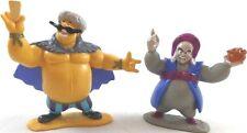 2 PVC Disney Figures Aladdin TV Series Vendor & Abis Mal PVCs lot Topper