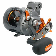 Okuma Cold Water CW-203D Line Counter Reel Star Drag Right-Hand Fishing Tackle