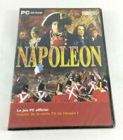 Jeu PC VF  Napoleon  Neuf et scelle  Envoi rapide et suivi