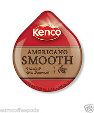 48 x Tassimo Kenco Cafe Crema,  Americano Smooth  Coffee T-disc (Sold Loose)