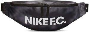 Nike FC Hip Pack waist fanny running bag BA6110-010 Sz MISC NWT