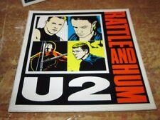 U2 BONO STICKER COLLECTiBLE RARE VINTAGE 90'S METAL LIVE DANZIG