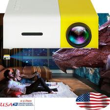 Entertainment portable mini miniature 1080 projector 320*240 HDMI DVD Xbox