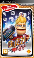 Videogame Buzz - Gran Quiz Essentials PSP