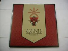 SOLEFALD - WORLD METAL - 2LP VINYL NEW SEALED 2015