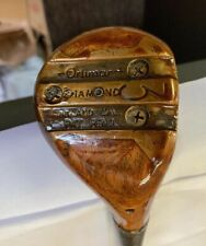 Orlimar Diamond Persimmon 3 Fairway Wood, Ladies Flex Steel Shaft Very Nice!