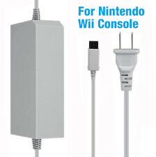 AC Wall Adapter Power Supply Charger Charge For Nintendo Wii Console NEW