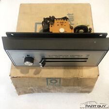 NOS 85-90 Caprice Impala A/C HEATER CONTROL SILVER Climate Air AC 86 87 88 89