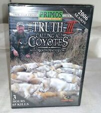 THE TRUTH III DVD Calling All Coyotes With Randy Anderson