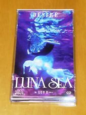 "LUNA SEA DESIRE - JAPAN 3"" inch CD Single 8cm Visual Kei RARE SUGIZO INORAN RYU"