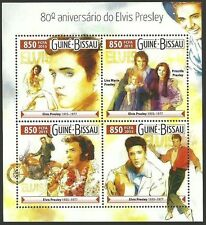 Celebrities Guinean Stamps