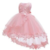 Baby Girl Dresses first birthday Party Princess dress Toddler Gown Maxi Dress