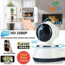 1080P Hd Wireless Ip Camera Home Security Smart WiFi Wi-Fi Audio Cctv Camera