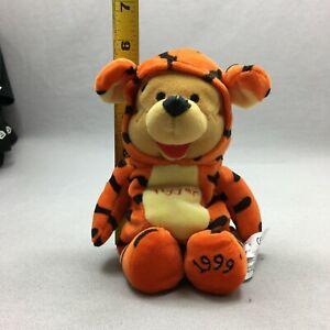 Winnie The Pooh Plush Stuffed Animal Toy Walt Disney Tigger Costume A1