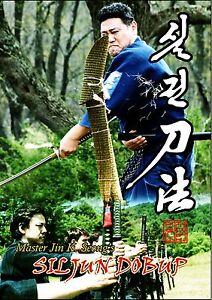 Siljun Dobup: Sword Art Instructional DVD:0/ALL By Master Jin K. Seong